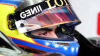 Maldonado se cítí ohledně působení v Lotusu jist svou pozicí - anotační foto