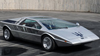 Koncept Maserati Boomerang z roku 1971