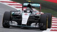 Nico Rosberg v Rakousku