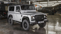 Land Rover Defender s výrobním číslem 2 000 000