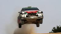 Rally Finland: Shakedown vyhrál Ostberg, Neuville skončil mezi stromy - anotační foto