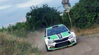Barum Rally Zlín: Kopecký určuje tempo, čeští jezdci prohání prohání evropskou špičku - anotační foto