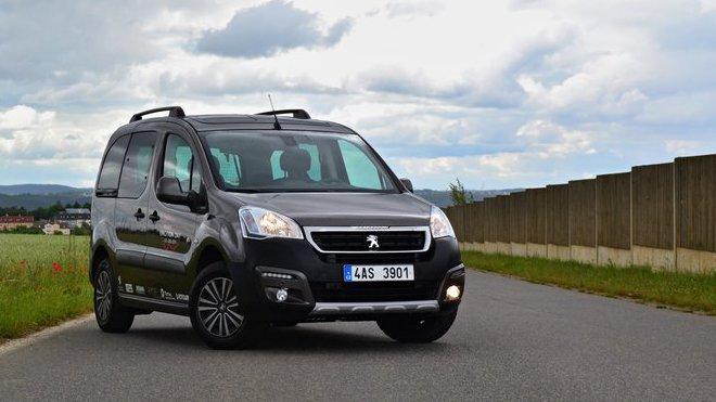 Faceliftovaný Peugeot Partner