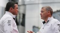 Boullier připustil, že McLaren už vyvíjí na Hondu určitý tlak - anotační foto