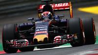 Max Verstappen je s vozem Toro Rosso velmi spokojený