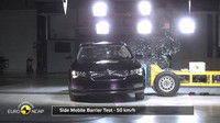 Škoda Superb Crash Test