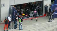 Ricciardo se připravuje na trať