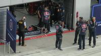 Red Bull připravuje nové křídlo pro Ricciarda