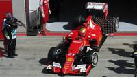 Gutiérrez se připravuje na svoji první jízdu