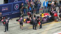 Ricciardo dostává nové přední křídlo