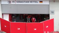 Ferrari v boxech