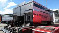 Motorhome McLarenu