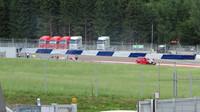 Porucha na trati - Ricciardo