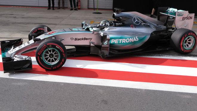Rosbergovi to v Rakousku šlo jak po másle.