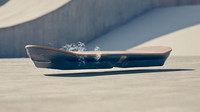 Lexusem vytvořený levitující skateboard
