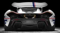 McLaren P1 dokáže zrychlit z 0 na 100 km/h za 2,8 sekund.