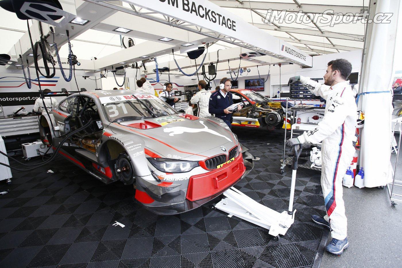 U BMW nemají s dvěma závody za víkend problém