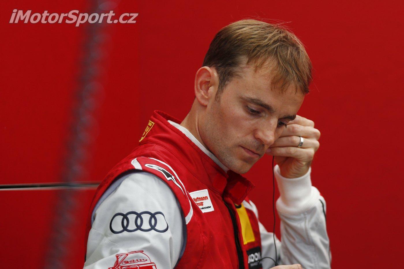 Jamie Green lituje rozhodnutí Mercedesu opustit DTM