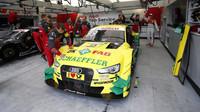 Hockenheimring: Poslední den testů udávalo tón Audi - anotační obrázek