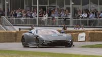 Aston Martin Vulcan na svém představení v Goodwoodu