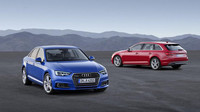 Audi A4 (B9) Avant (2015)