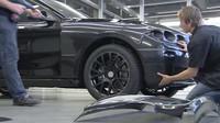 BMW 5 GT s kamufláží