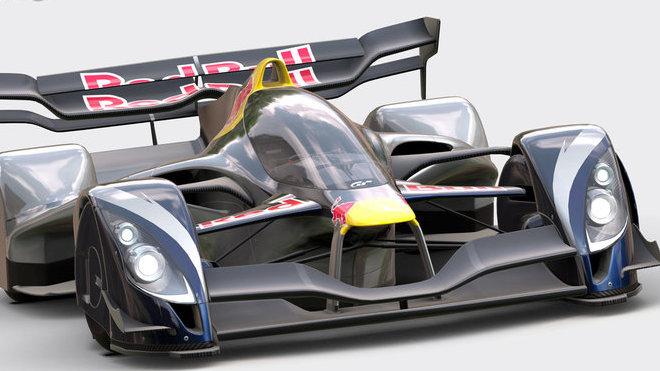 Red Bull X2014 navrhl Adrian Newey pro hru Gran Turismo 6. Dočká se tato vize i své reálné podoby?