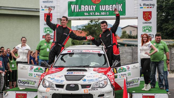 Rally Lubenik (SK)
