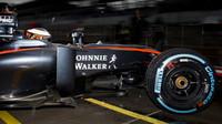 Nejrychlejší čas během testu v Abú Zabí zajel Vandoorne s McLarenem - anotační foto