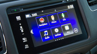 Honda HR-V disponuje i novým informační systém.