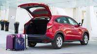 Honda HR-V se nenechá zahanbit ani velikostí kufru