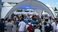 Koenigsegg Regara patřil mezi nejobdivovanější vozy festivalu.