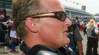 Herbert před dvaceti lety triumfoval v Silverstone.