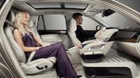 Volvo přichází s revolučním řešením dětské sedačky - anotační foto