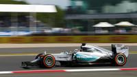 Přehled sektorů: Kde byl Rosberg rychlejší než Hamilton? - anotační foto