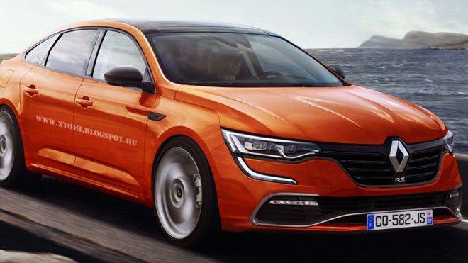 Renault Talisman RS