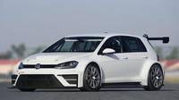 Volkswagen vyvíjí nový závodní Golf pro TCR (Touringcar Racer International Series)
