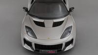 Lotus Evora 400 disponuje kompresorem přeplňovaným šestiválcem o objemu 3,5 litru.
