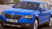 Sedmimístné SUV Škoda nezastaví ani Dieselgate, premiéra už v příštím roce - anotační foto
