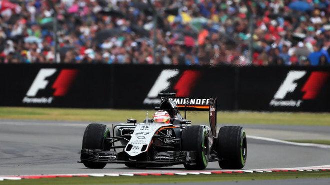Hülkenberg a Force India sní o čtvrté příčce v Poháru konstruktérů