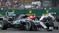 Mercedes F1 W06 hybrid posloužil jako výchozí model pro předvedení změn.