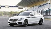 Mercedes-Benz C s doplňky AMG