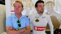 Palmera už Silverstone nezajímá, odmítá spojitost s Donningtonem - anotační foto