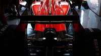 Zadní zavěšení kol vozu Manor Marussia F1 Team