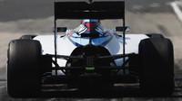 Záď Williamsu FW37
