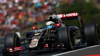 Grosjeanovo třetí místo v Belgii náladu v týmu Lotus příliš nepozvedlo