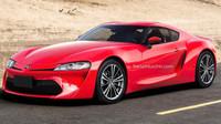 Možná podoba příští Toyoty Supra