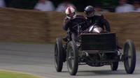 Darracq 200HP - 110 let staré závodní auto, které se ostré jízdy nebojí.
