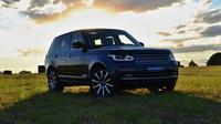 TEST: Budete ho chtít! - Range Rover SDV6 Hybrid - anotační foto