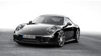 Porsche ve stylu Dart Vadera. To je nová Black Edition. - anotační foto